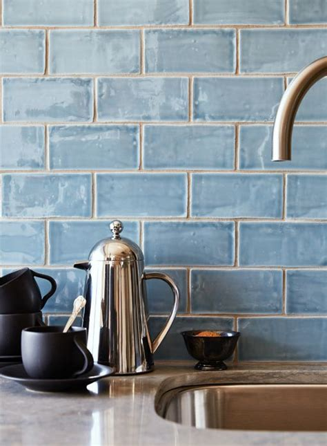 Handmade Tiles For Backsplash - 40 sensational kitchen splashbacks renoguide