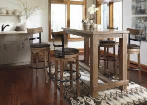 Dining Room Pub Tables Buy Pinnadel Dining Room Bar Table By Signature Design