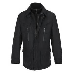 Bugatti Coats Uk Black Coat 27286 Coats Jackets From Clothing Uk