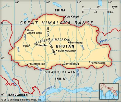 Five Themes Of Geography Bhutan | bhutan geography kids encyclopedia children s