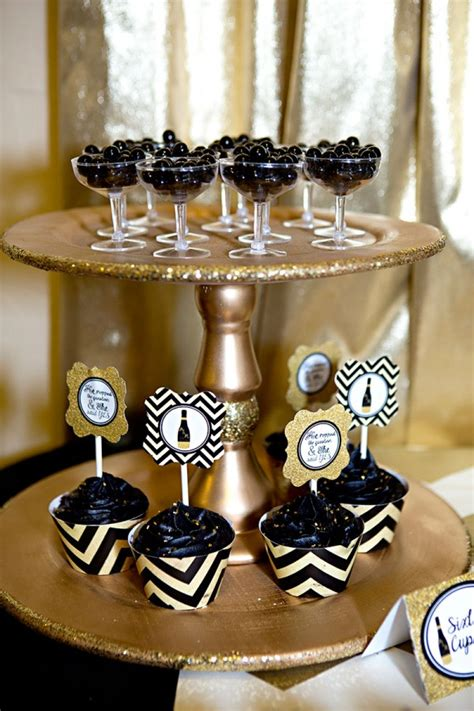 black and white bridal shower theme ideas gold and black bridal shower bridal shower ideas themes