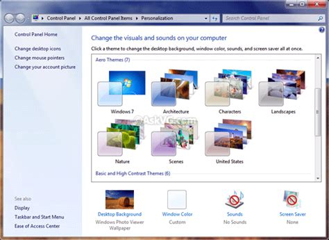 desktop themes stored windows 7 where are windows 7 desktop themes located