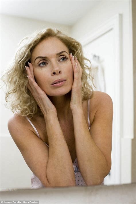 women age 55 pictures a third of women view themselves as old looking at 45