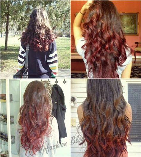 brunette and red hair pictures hombre hombre hair pinterest