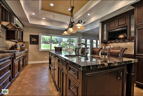 ceiling high kitchen cabinets lighting for high ceilings kitchen traditional with dark