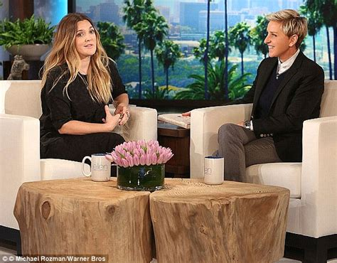 ellen degeneres upcoming shows drew barrymore in negotiations to host new talk show with
