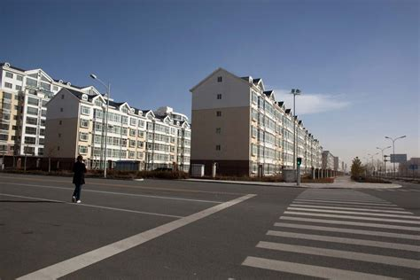 Ordos Modern Ghost Town Photo Essays by Ordos China Pictures Citiestips