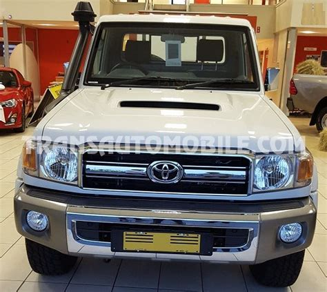 land cruiser pickup v8 toyota land cruiser 79 pick up single cab brand new ref