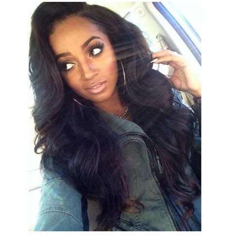 Simple But Hairstyles by 8 Simple But Beautiful Weave Hairstyles For Black
