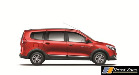 2017 renault lodgy stepway range launched at rs 9 34 lakhs