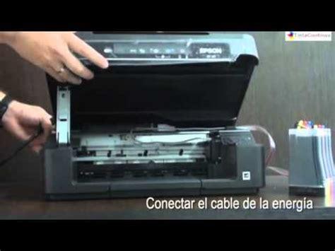 resetter canon ip2800 tutorial sistema continuo canon mg 2410 mg 2810 1 parte