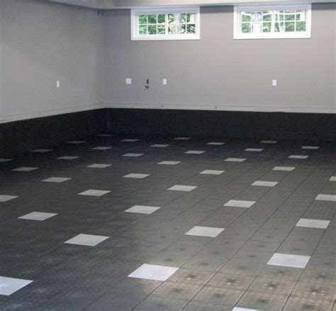 floor contemporary garage tech flooring on floor and shop racedeck floors unique garage tech modern garage floor tiles design with grey color interior