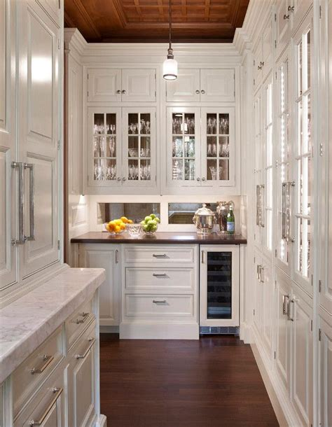 Ideas Concept For Butlers Pantry Design Best 20 Butler Pantry Ideas On Pantry Room Kitchens With White Cabinets And Glass