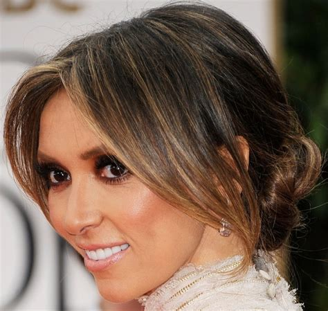 giuliana rancic new hair color 17 best images about hair on pinterest red hair dark