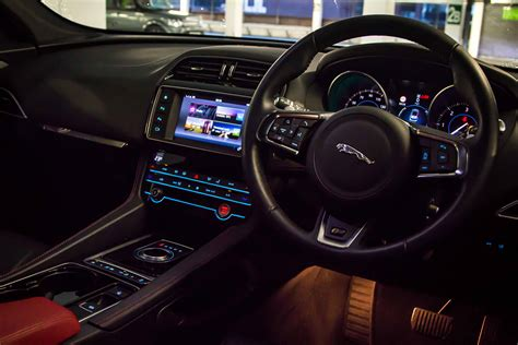 jaguar f pace inside 2016 jaguar f pace s review practical capable and good