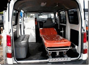 Kotak Obat Model Ambulance jambi otomotif spesifikasi gran max ambulance