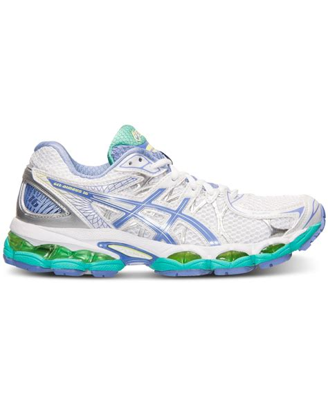 finish line running shoes for asics s gel nimbus 16 running sneakers from finish