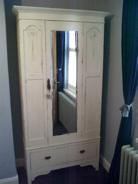 arts and crafts shabby chic wardrobe my home designed by