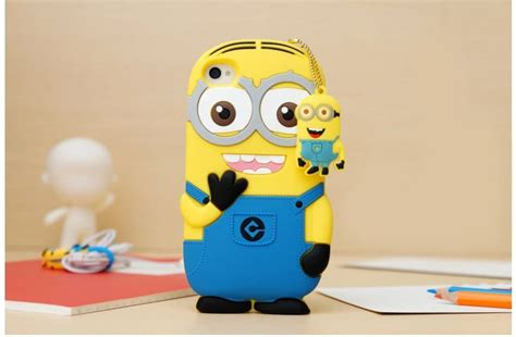 Iphone 5 Minion minion iphone for iphone 4 and iphone 5 kawaii