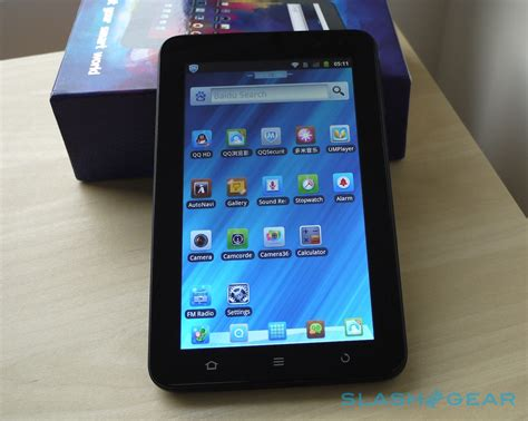Tablet Zte zte light tab 2 on slashgear
