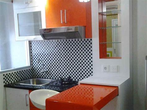 desain dapur gaya bar 50 contoh desain dapur mungil minimalis sederhana