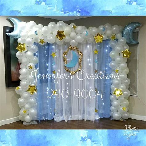 Balloon Arch Baby Shower by Baby Boy Baby Shower Balloon Arch Baby Shower Boy