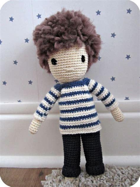 cute doll pattern free 55 best crocheted knit dolls images on pinterest