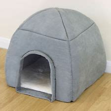 pet beds diy pyramid igloo house for cats and dogs sewing cat beds cat baskets beds ebay