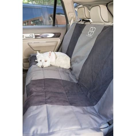 bench seat covers for dogs eb egr velvet rear dog suv seat protector xlrg for suv