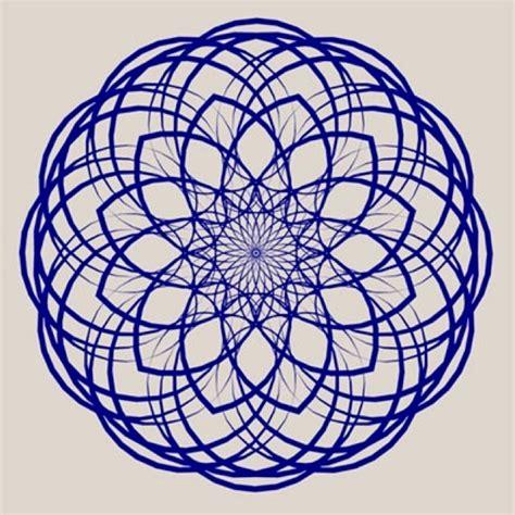 spirograph pattern generator 164 best spirelli spirograph mandalas images on