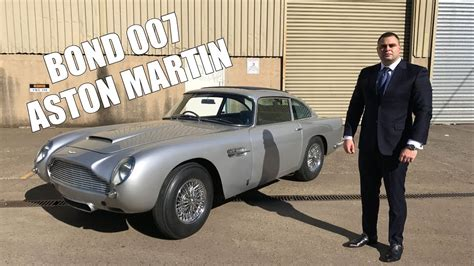 aston martin db5 bond aston martin db5 review bond 007