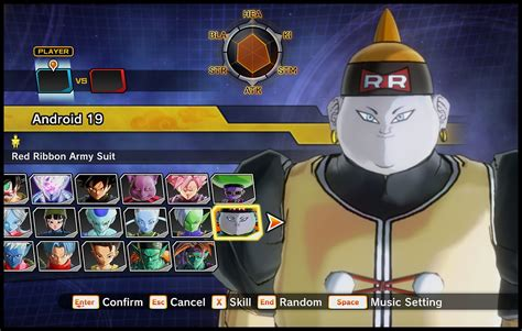 android mod android 19 v 2 xenoverse mods