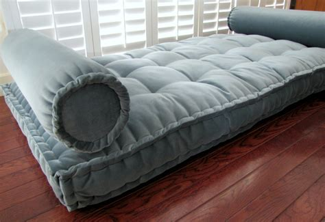 day bed cushion custom cushions velvet daybed mattress french mattress