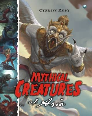Mythical Creatures Of Asia mythical creatures of asia by selvianty