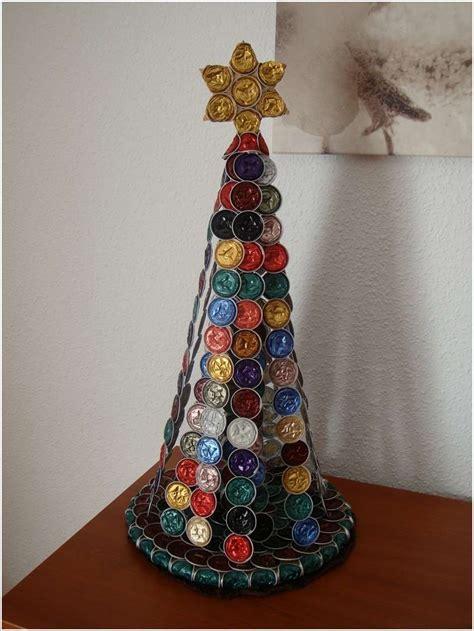 creative nespresso coffee pod christmas craft ideas