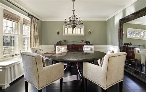 dining room makeovers dining room makeover ideas 2017 grasscloth wallpaper