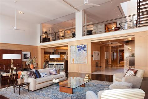 modern luxury penthouses exclusive penthouse on new york city s duane street homedsgn