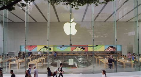 apple store japan apple opens first retail store in japan since 2006