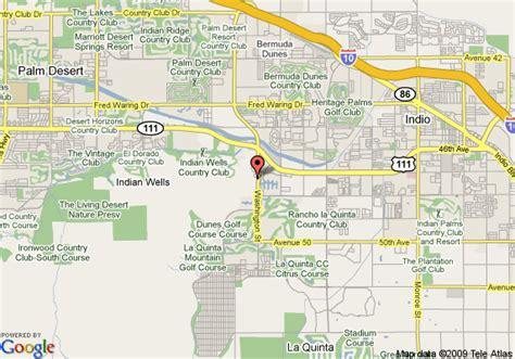 southern california map la quinta la quinta california map california map