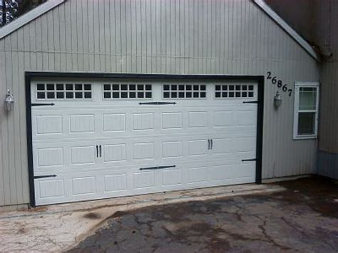 16 Foot Garage Doors What Size Springs For 16 Foot Garage Door Tags The 16 Foot Garage Door