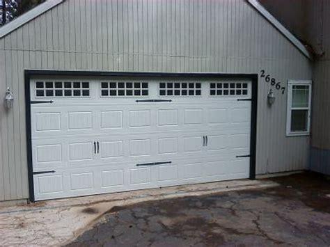 Garage Door 16 What Size Springs For 16 Foot Garage Door Tags The