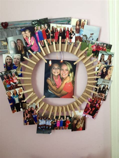 Handmade Photo Collage Ideas - collage for your best friend ideas mk