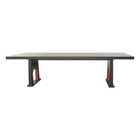 hunt cipangu dining table by christian liaigre