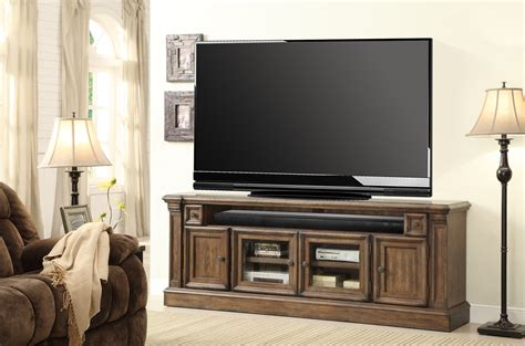 K D Kruwil Set Ari 80 quot tv console with power center from house