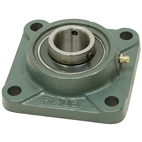 Bearing Wira 1 3 1 3 16 Quot Bore 4 Bolt Flange Bearing Flange Mount Bearings