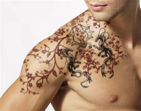 vine sleeve tattoo designs 29 attractive vine neck tattoos