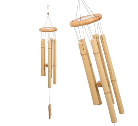 Eco Bamboo Wind Chime Hippyshopper by Wind Chimes Bamboo Wind Chime Was Listed For R74 50 On