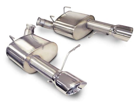 2011 2012 mustang gt magnaflow tip axle back exhaust