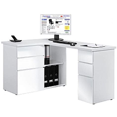 Cheap Corner Desk Uk Radcliff Corner Computer Desk White Cheap Radcliff Corner Computer Desk White From Our Corner