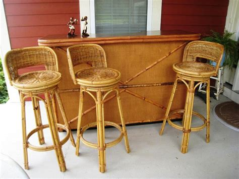 Wicker Style Bar Stools by Wicker Counter Height Bar Stool Home Design Re Style